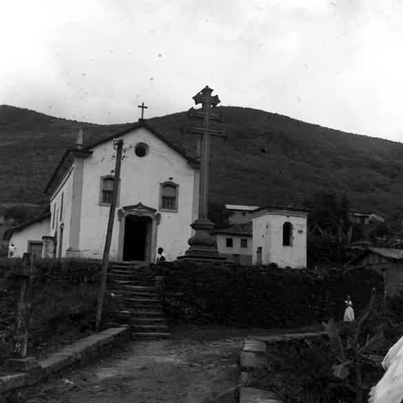 Capela de Nossa Senhora do Rosário de Padre Faria